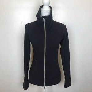 High Neck Full Zip Lululemon jacket